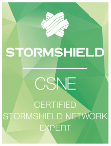 Certified Stormshield Network Expert (CSNE)