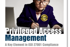 Wallix ebook ISO 27001