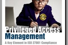 Wallix ebook ISO 27001